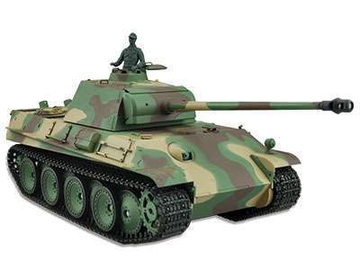 Amewi Panzer German Panther G R&S/2.4GHZ AMEWI QC Control Edition 23070